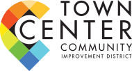 Town Center CID 2018 Annual Report Logo